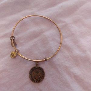 "Jewelry - Alex and Ani ""US Navy"""